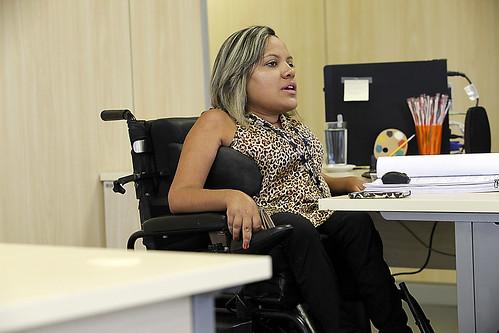 Censo aponta aumento no número de servidores com deficiência no Poder Judiciário