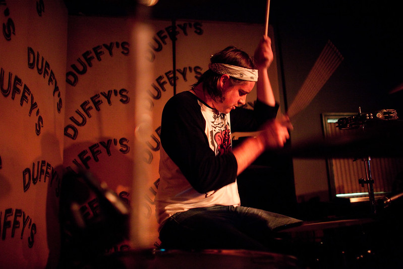 Powers at Duffy's Tavern | 10-11-14
