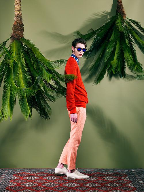 SS15 Tokyo SAWHNEY012_Ben Waters(Fashion Press)