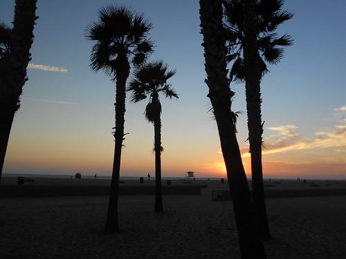 beach at sunset (1)