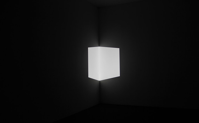 "James Turrell, ""Afrum"""