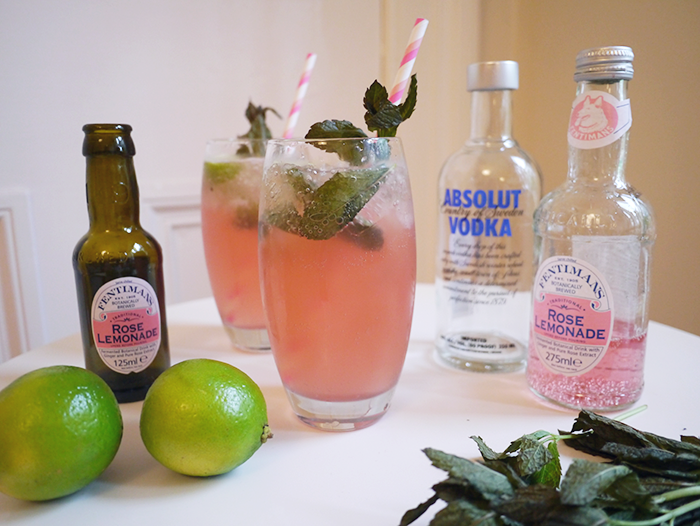 fentimans rose lemonade cocktail 6