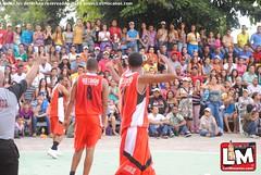 Final juegos de Baloncesto Distrital en Juan López