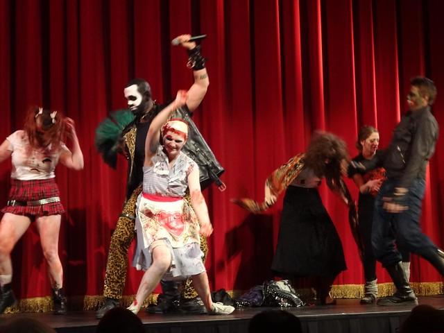 Feast of Flesh 13  Zombie Dance Off 2