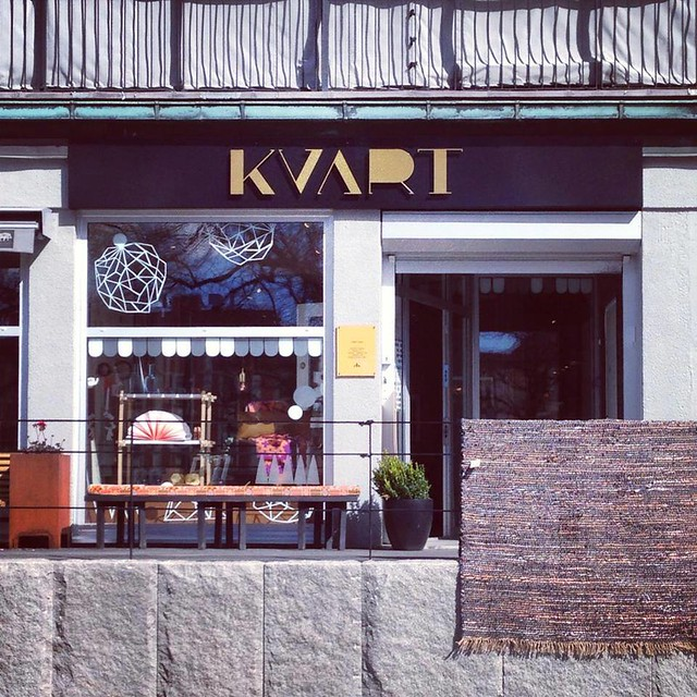 DEPEAPA RETAILER: Kvart interior, Sweden.