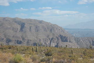 Views from the Road Between Cafayate and Tafí del Valle