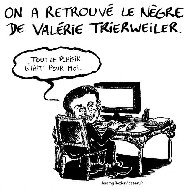 Piratage, ventes, idéologie : Valérie Trierweiler, cas d'école pour l'édition, par Jeremy Rozier