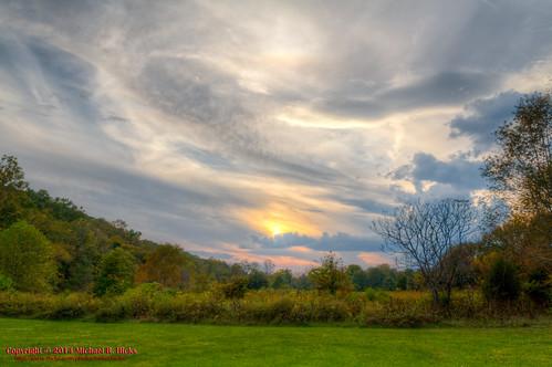 sunset usa landscape geotagged unitedstates nashville hiking tennessee hdr photomatix edwinwarnerpark warnerparks canon7d nashvillehikingmeetup vaughnsgap oakhillestates sigma18250mmf3563dcmacrooshsm geo:lat=3606111800 geo:lon=8690622376