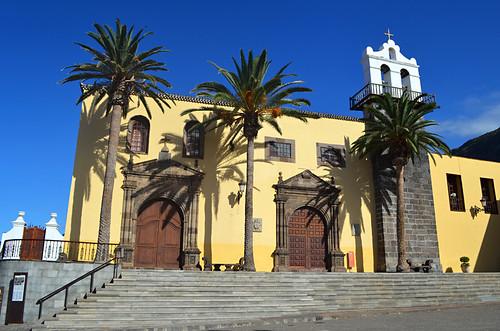 Convento de San Francisco, Garachico, Tenerife