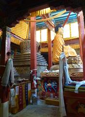 Hemis Monastery: Buddha
