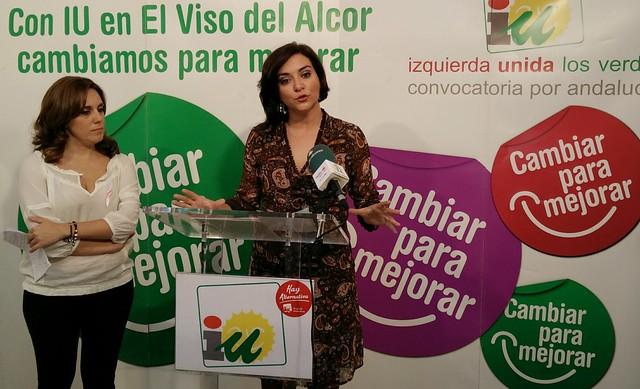 Rueda de prensa: Manuel García desprecia 710.000 € y 70 empleos para el Parque de la Muela