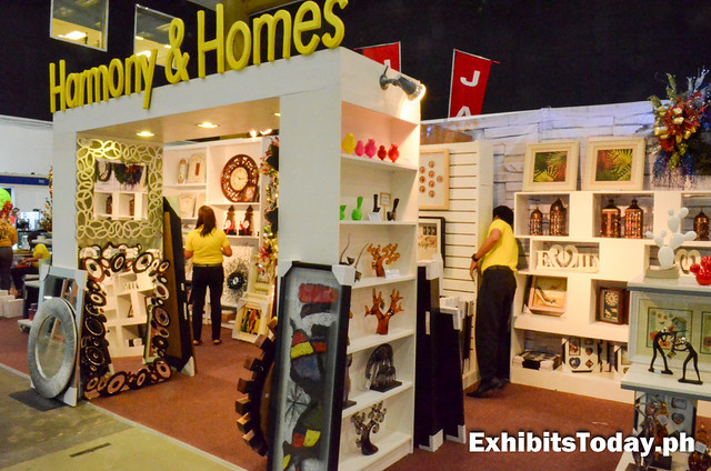 Harmony & Homes Trade Show Display