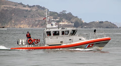 vehicle, sea, boating, motorboat, rigid-hulled inflatable boat, watercraft, boat, coast guard,