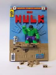 Lego Comics The Hulk