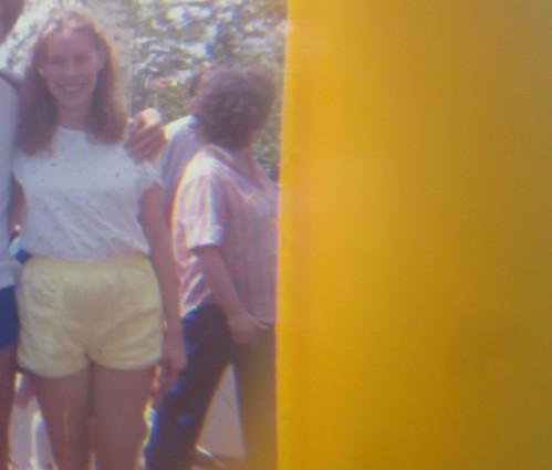 Great America, July 1985