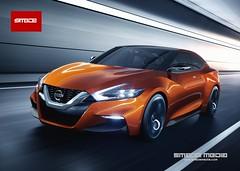 Nissan Sport Sedan Concept - SMADE MEDIA
