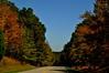2014 October 21 Traveling North Natchez Trace
