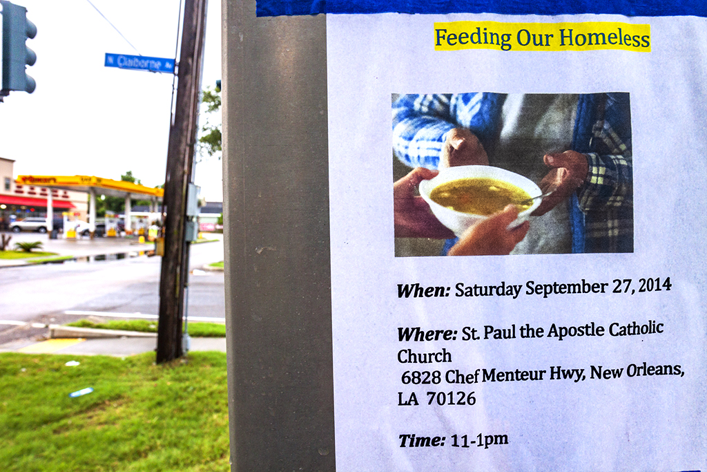 Feeding-our-Homeless-flyer-in-9-14--New-Orleans