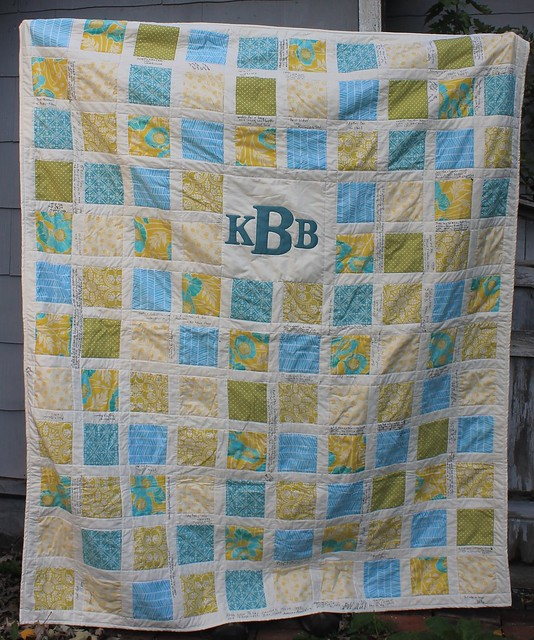 A Few New Signature Quilts