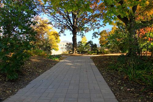 Lilacia Park, Lombard, IL, Autumn 2014