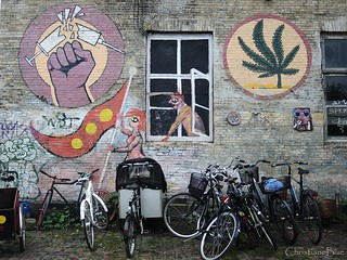 Christiania // No hard drugs!