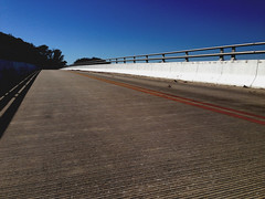 Bridge Blue Sky I