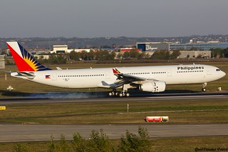 F-WWKG A330 Philippines