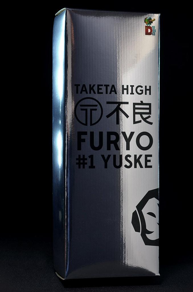 AX2 Studio - Furyo Yuske (DesignerCon Ver.) 開箱報告