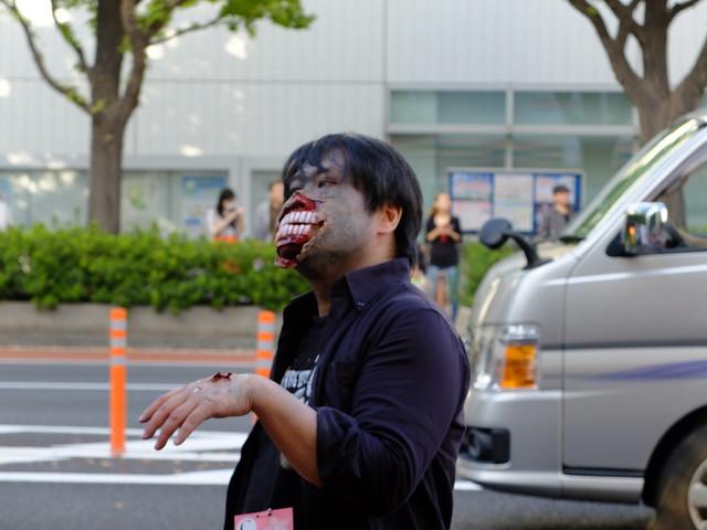 Kawasaki Halloween parade 2014 112