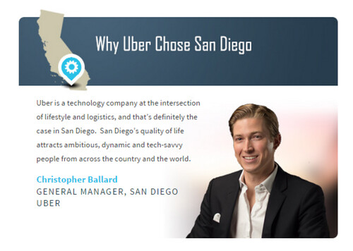 Why Uber Chose SD