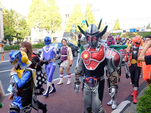 Kawasaki Halloween parade 2014 170