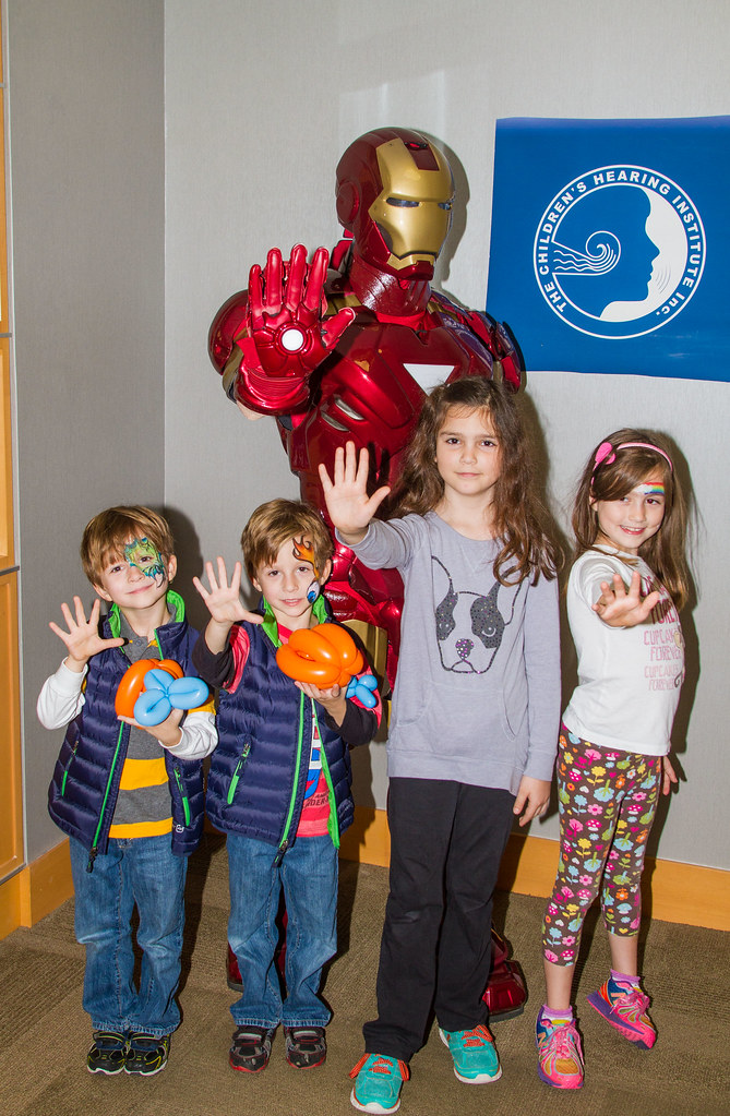 New York Eye and Ear Infirmary Hosts Marvel and The Childr
