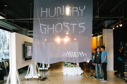 USAAF 2015 - Hungry Ghosts