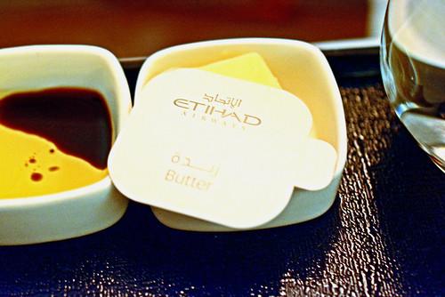 機内食バター