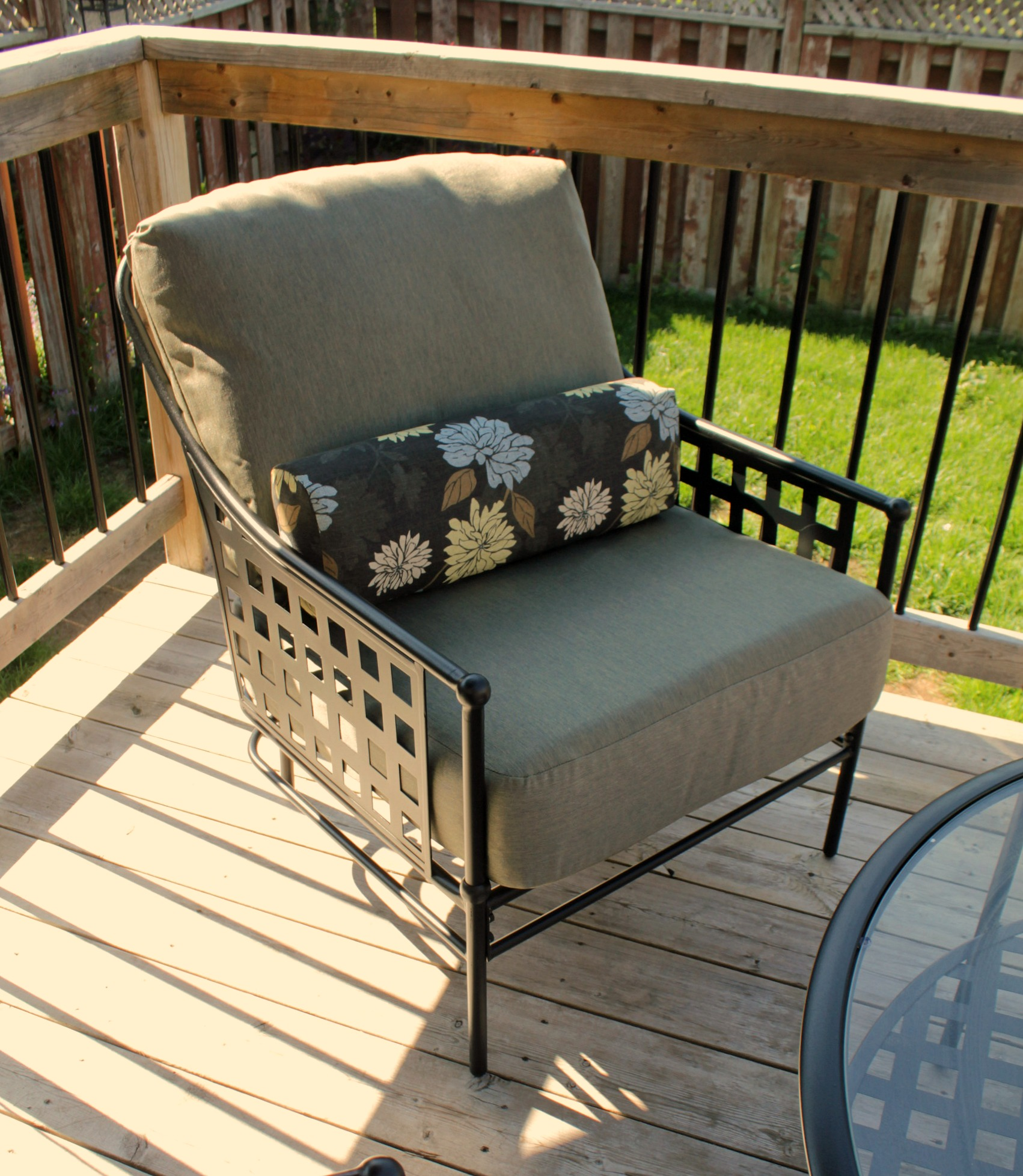 Elegant Patio Furniture Replacement Cushions