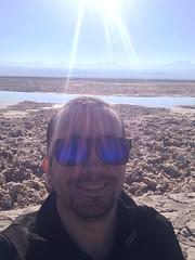 Selfie en Chaxa