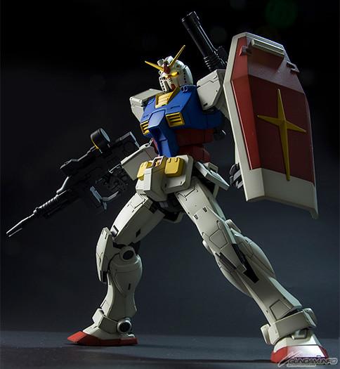 【新增官圖&販售資訊】MG《機動戰士鋼彈》RX-78-02 初鋼(GUNDAM THE ORIGIN版)特別版本!