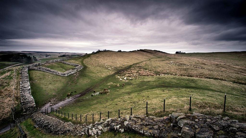 Milecastle, Hadrians Wall