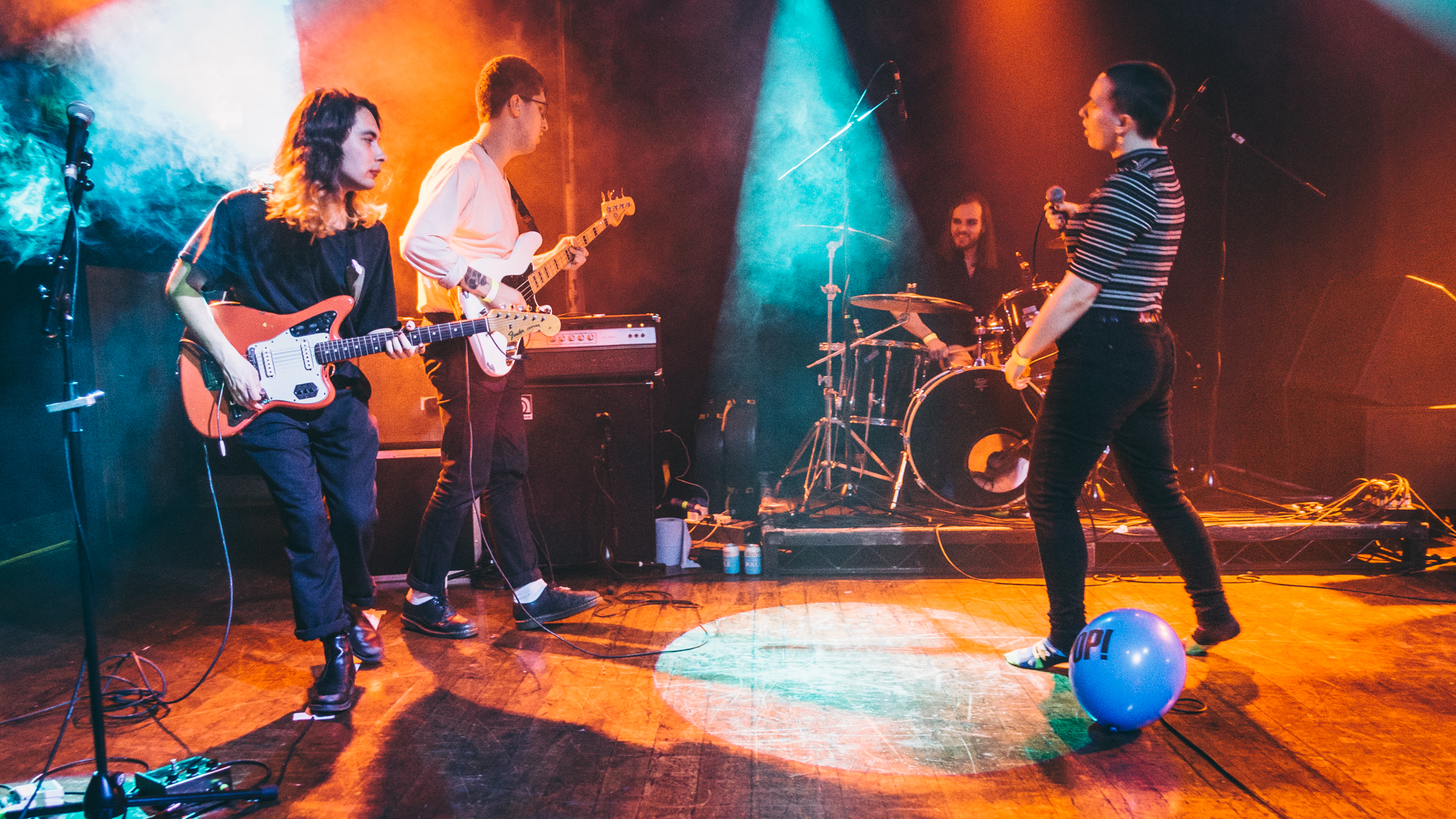 The end of Fortuna Pop: Joanna Gruesome