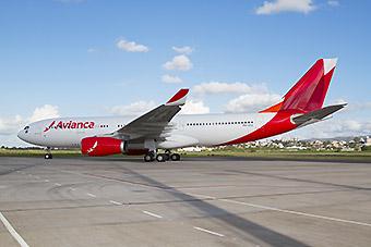 Avianca Brasil A330-200 (Avianca Brasil)