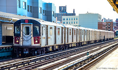 MTA New York City Subway Bombardier R142 #7061