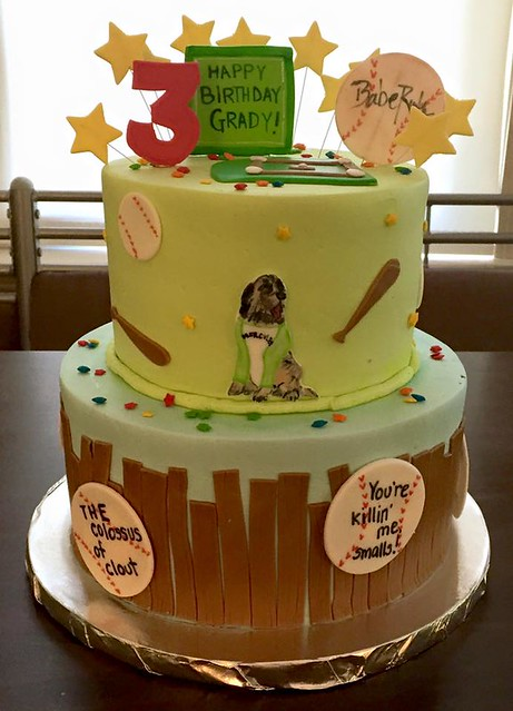 Cake by Truly Scrumptious Cupcakes