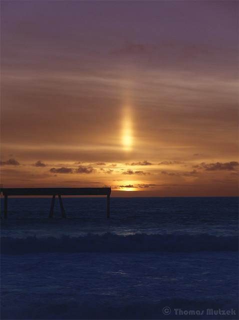 Parhelion (Sundog), Pacifica, California