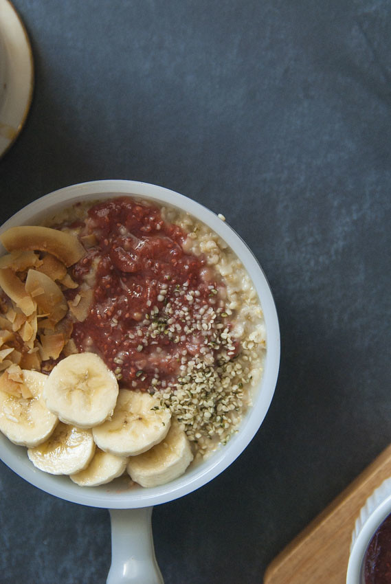 Steel Cut Oats 3