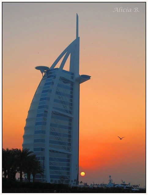 Burj Al Arab -  In Explore