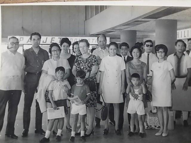 Galang and Fausto families