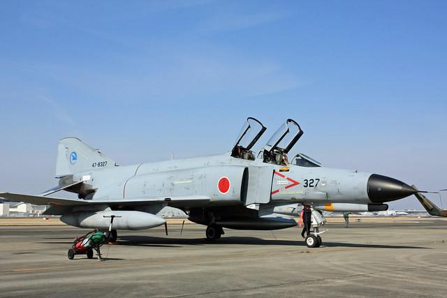F-4EJ 飛行開発実験団 42-8327 IMG_4802_2