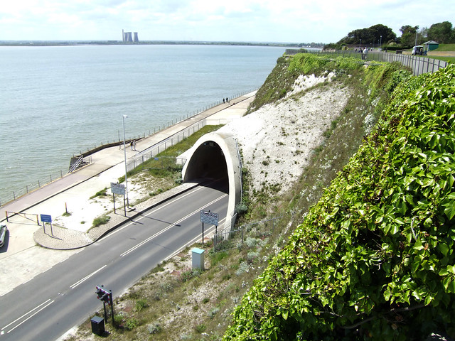 Pegwell Tunnel, Ramsgate