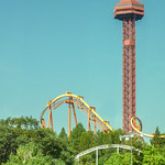 Primary photo for Day 6 - Six Flags Magic Mountain