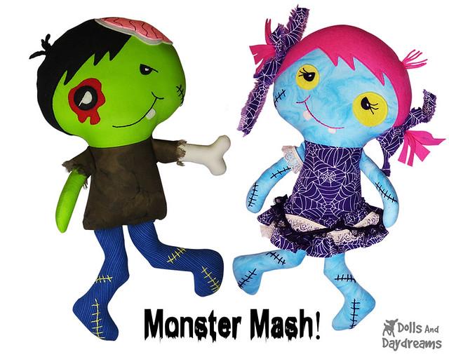 Zombie Monster Mash!